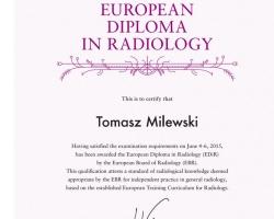 Europejski Egzamin z Radiologii
