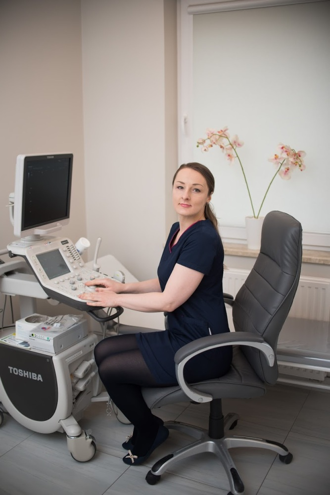 dr Magdalena Bogacka